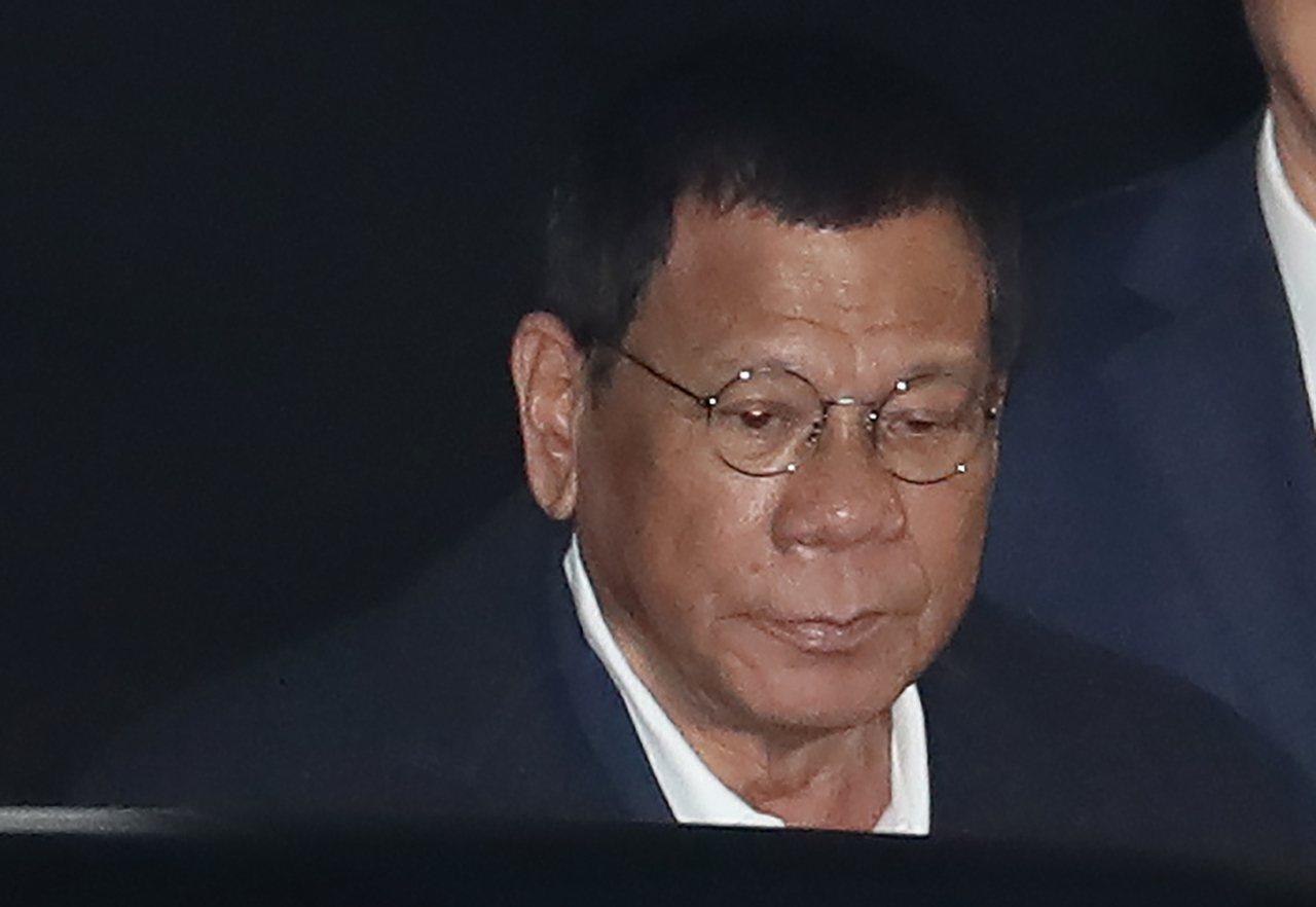 菲律賓總統杜特蒂(Rodrigo Duterte)上任後改走「親中遠美」路線。 ...