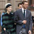 摩納哥王妃Beatrice Borromeo顏值與穿著太完美!優雅綠色Dior格紋斗篷掀討論