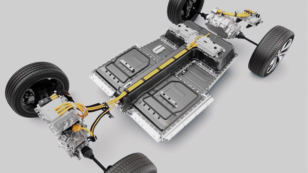 在TESLA Model 3的啟發下,XC40 Recharge增加更多續航力。...