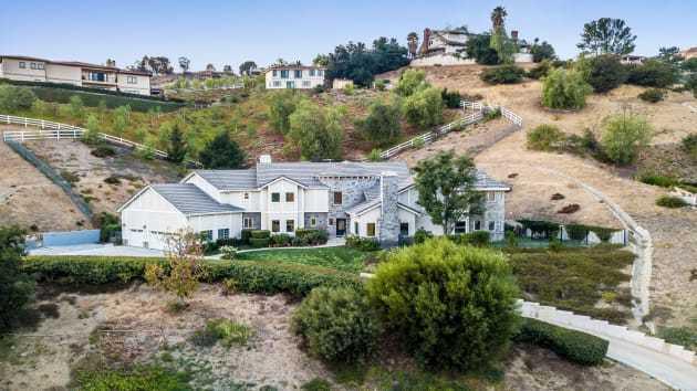 「俠客」歐尼爾加州豪宅外貌 圖取自Compass