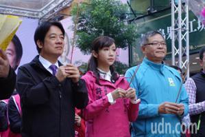 藍委抗議外交部惹議 賴清德呼籲吳敦義:收回成命
