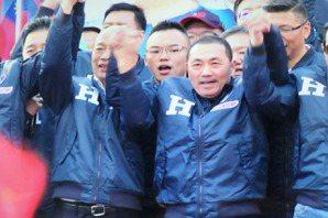 韓國瑜:未邀侯任新北競總主委 兩人溝通順暢
