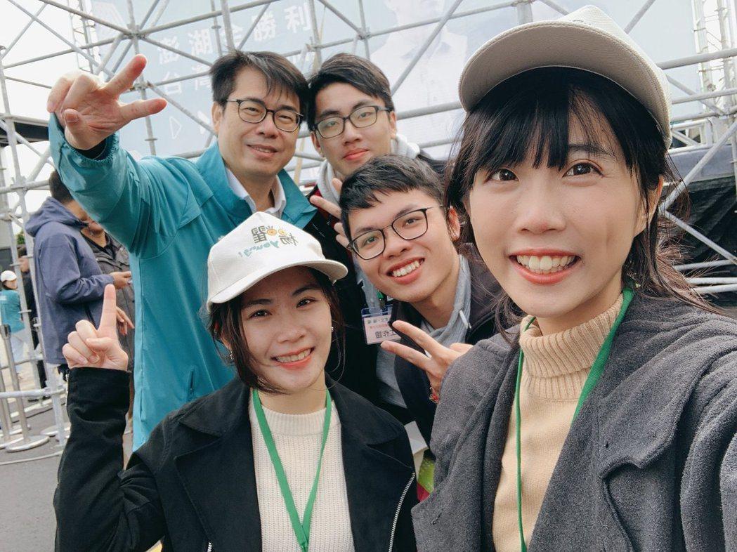 行政院副院長陳其邁,拋出政府未來四年的四大青年政策規劃方向。取自陳其邁臉書