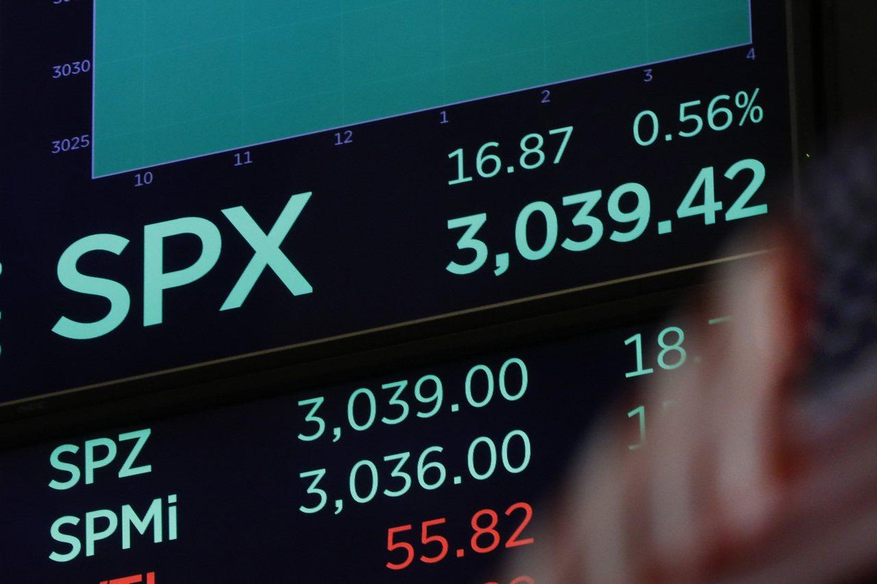 近三分之二的美國人表示,今年迭創新高的美股並未改善其財務狀況。(美聯社)
