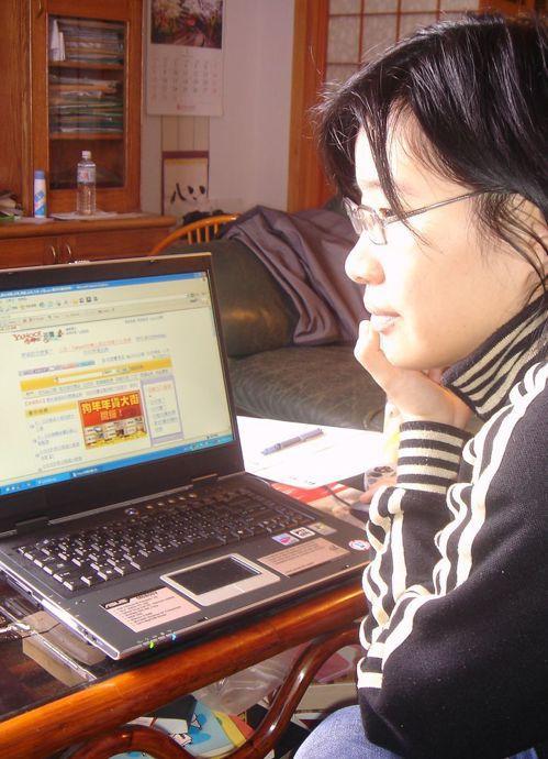 楊蕙如28歲時,因善用信用卡與電視購物禮券規則,賺進大筆鈔票。圖/聯合報系資料照...