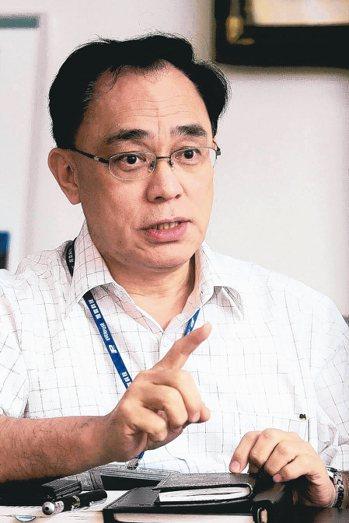 聚鼎董事長朱復華 (本報系資料庫)