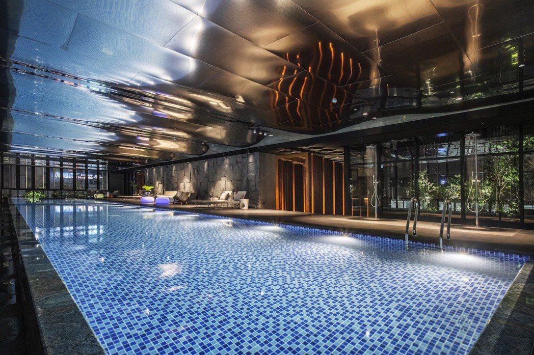 「磐鈺雲華」豪華公設,讓住戶享有舒適的家。 業者/提供