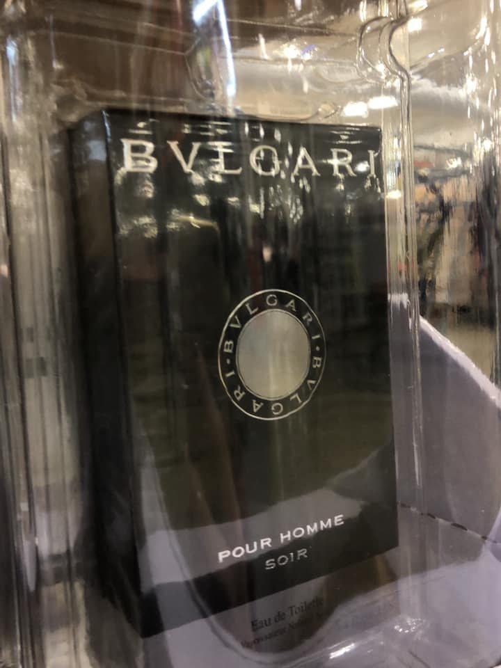 寶格麗香水100ml只要台幣1999元。圖擷自facebook