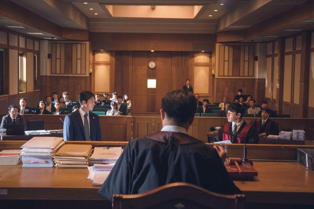 南韓電影《證人》電影劇照。示意圖。 圖/甲上娛樂提供