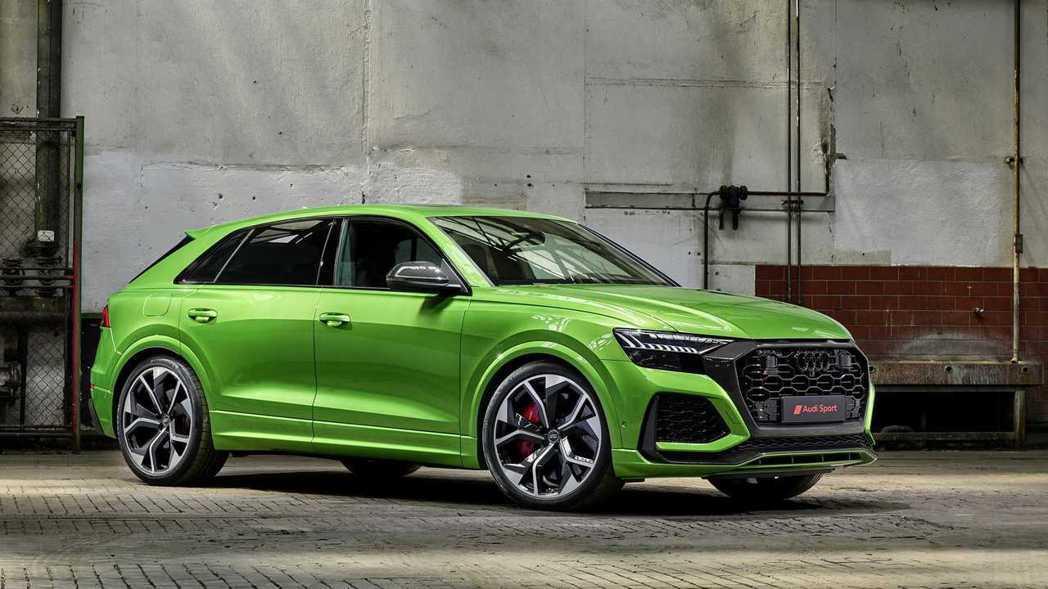 Audi設計總監表示,輪圈尺寸達23吋已經到達極限。 摘自Audi