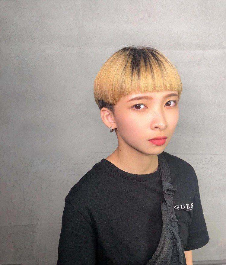 髮型創作/O.B.W hair salon / 宜蘭髮型師Chris。圖/Sty...