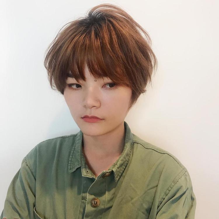髮型創作/依林 HAIR SALON / 王凱。圖/StyleMap美配提供