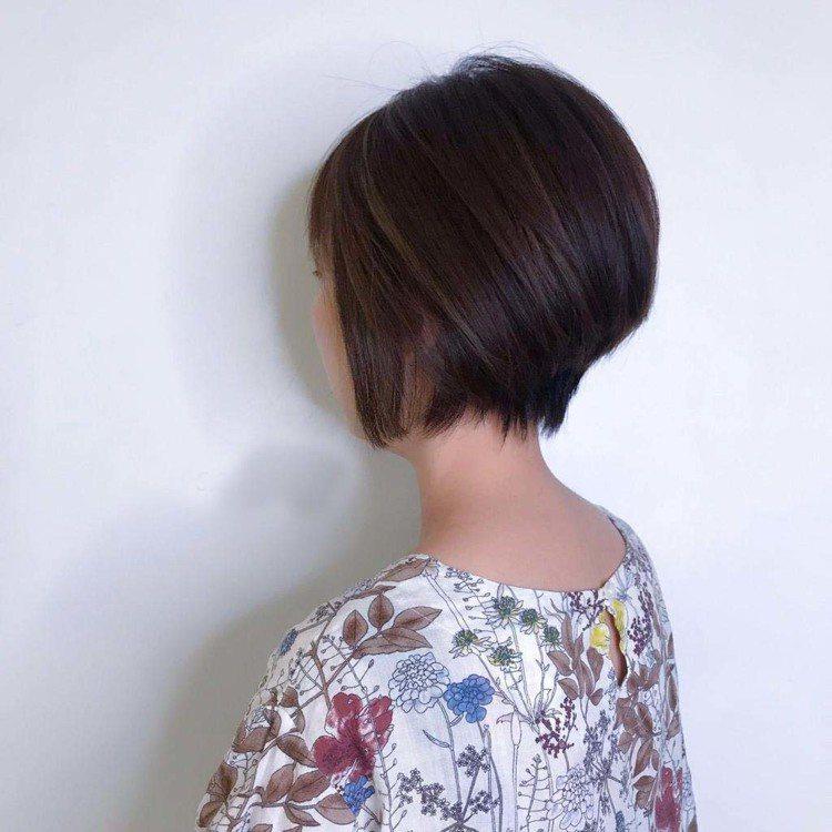 髮型創作/STDOR Hair / StDOR Ivy。圖/StyleMap美配...