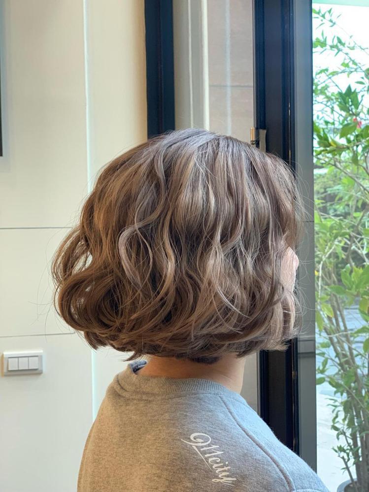 髮型創作/TH Korea salon / Mia。圖/StyleMap美配提供