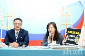 影/韓國瑜競辦 批蔡政府利用公務時間跑選舉行程