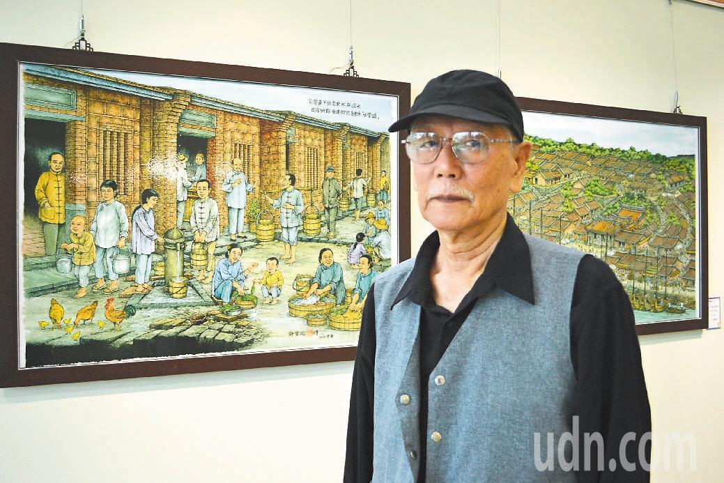 資深漫畫家許貿淞12月7日辭世,享壽82歲。文化部長鄭麗君聞訊表示深感哀痛,指許...