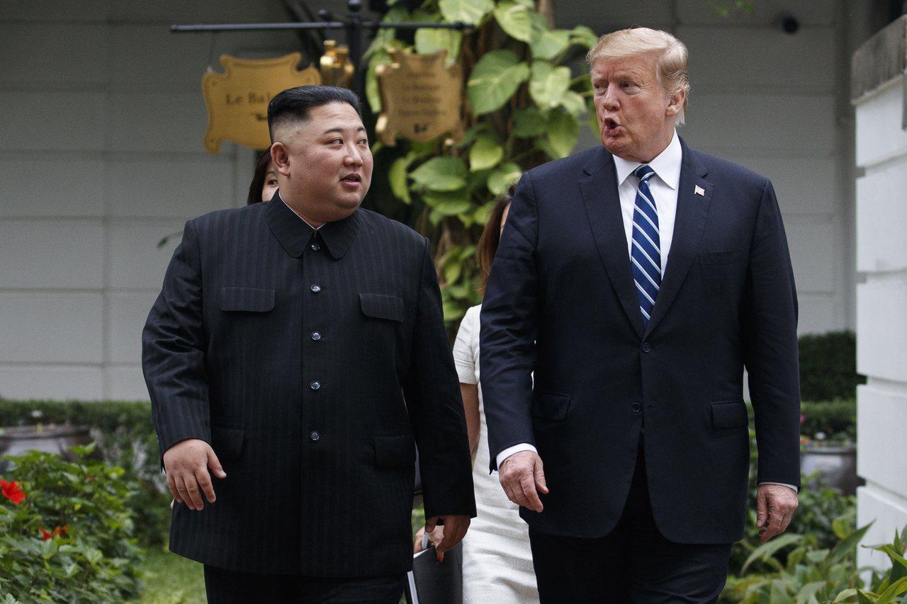 北韓官媒稍早報導,成功進行了一場「重大測試」,疑施壓美國鬆綁制裁。美國總統川普隨...