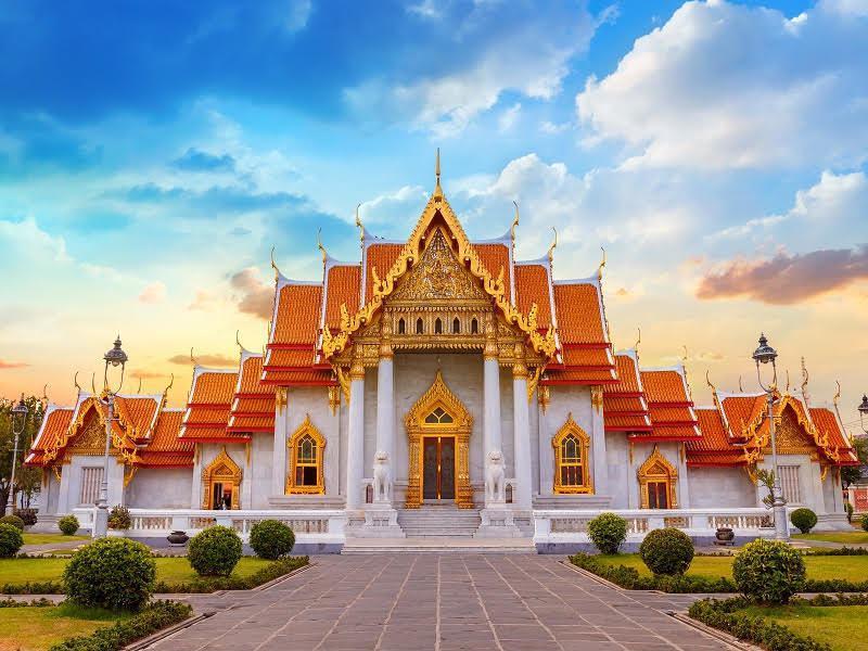 酷鳥航空飛曼谷來回含稅2,000元有找。圖/易遊網提供