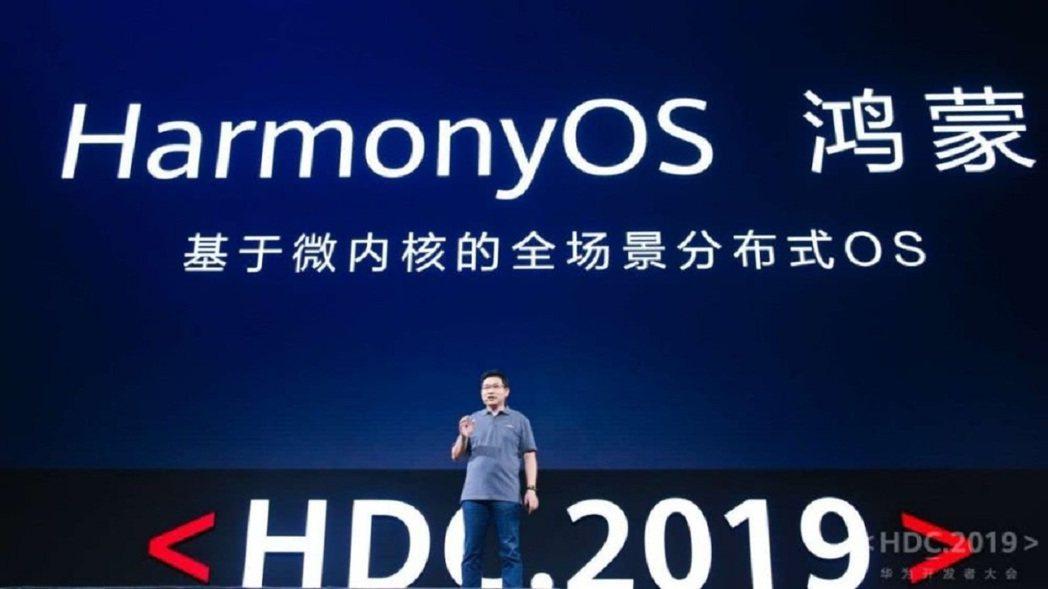 華為消費者業務軟體部總裁王成錄。圖/深圳特區報