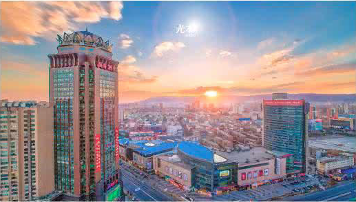 「中國乳都」 內蒙古呼和浩特市正在經歷一場城投債無法兌現的金融風暴。(每日頭條)