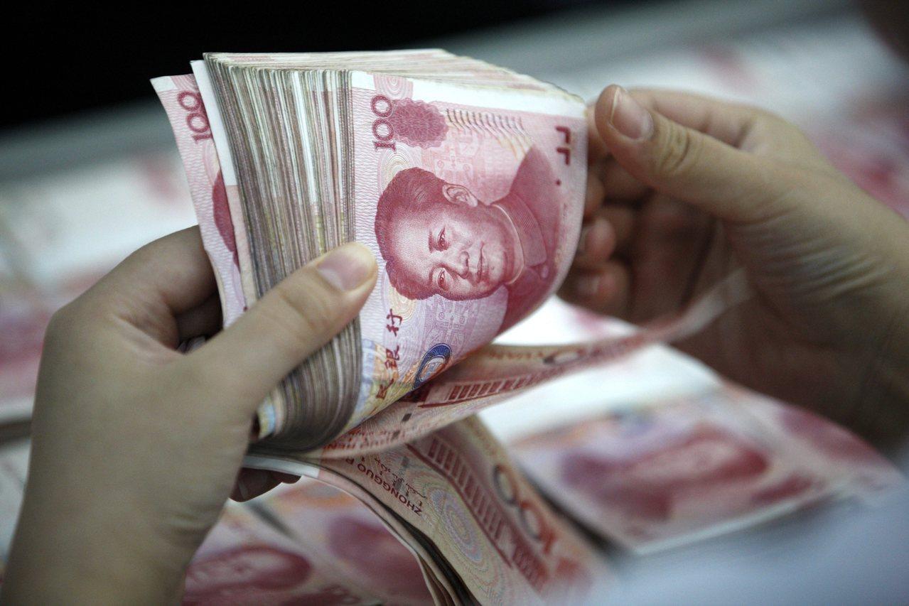 中國2020經濟成長能否「保6」成為近來外界議論重點。圖/歐新社