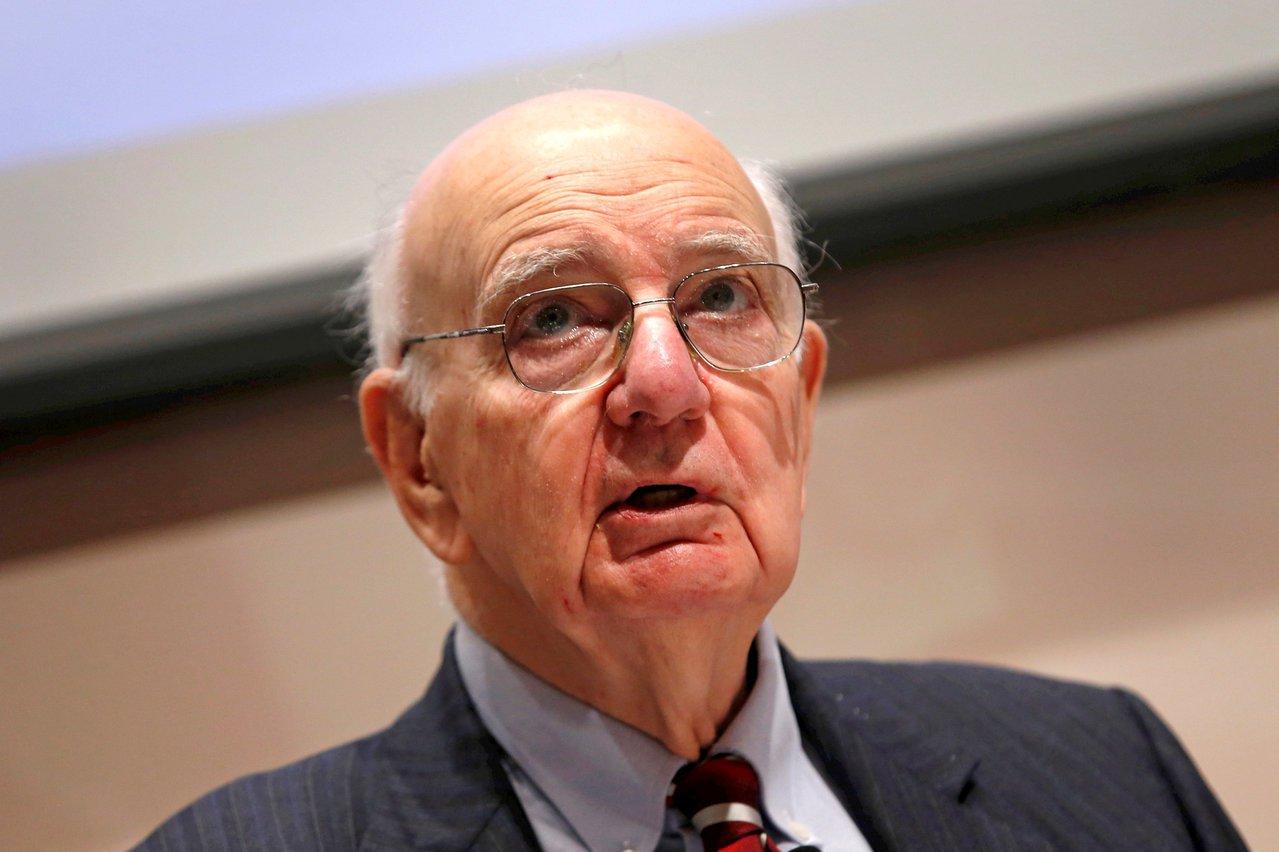 為美20年榮景與銀行風險規定奠基 前Fed主席伏克爾逝世