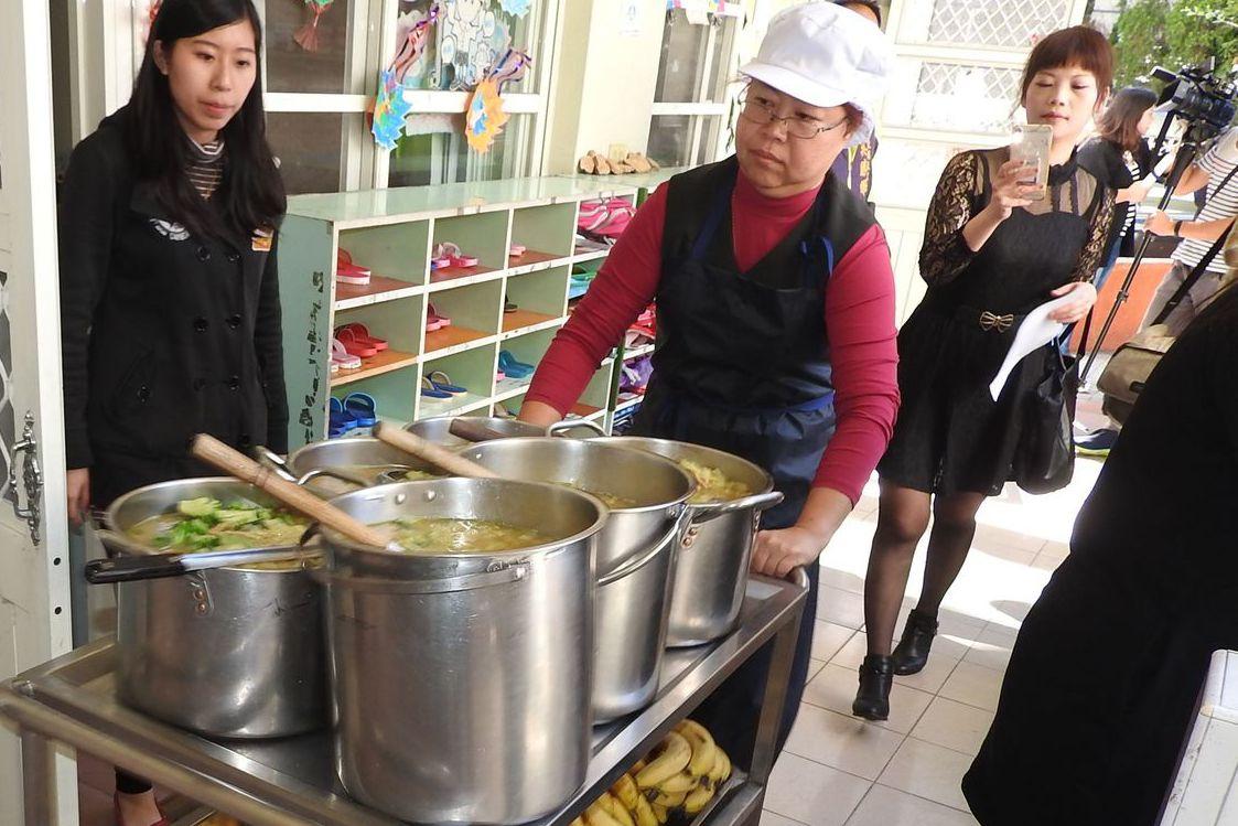 南投偏鄉校 擬合辦營養午餐