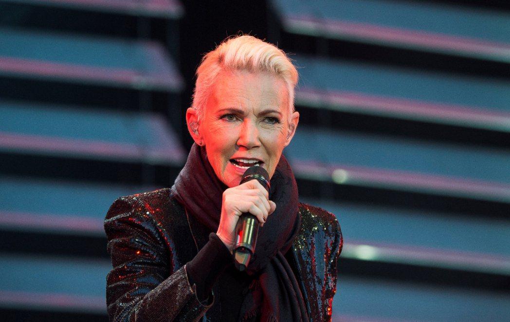 圖為Marie於2015年7月在瑞典的演出。  路透社資料照片
