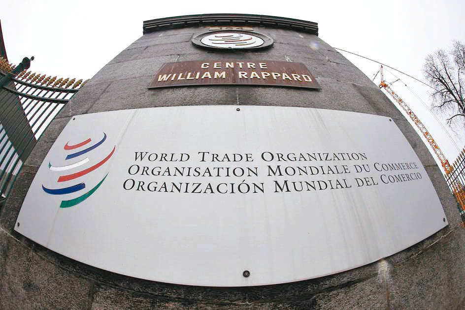 WTO(路透)