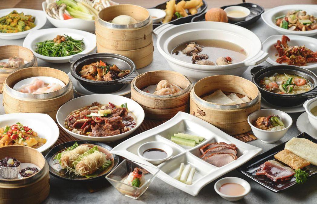 食選任意點-眾多港台料理現點現做。  台南大飯店 提供