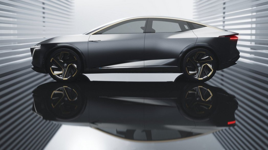 Nissan在今年北美車展推出了電動概念轎跑IMs Concept。 圖/Nis...