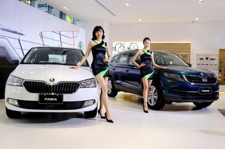 【2020台北車展】Scala首度現身台灣 Skoda開闢車主專屬休息區