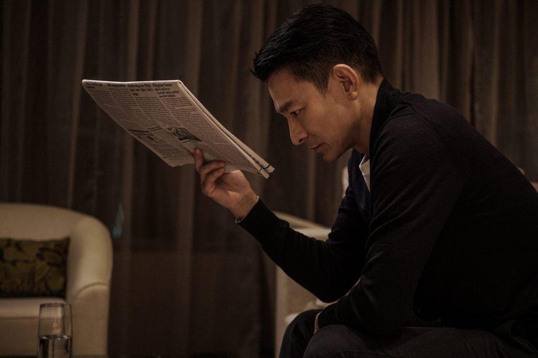 劉德華領銜主演:《掃毒2天地對決》。圖/華映提供