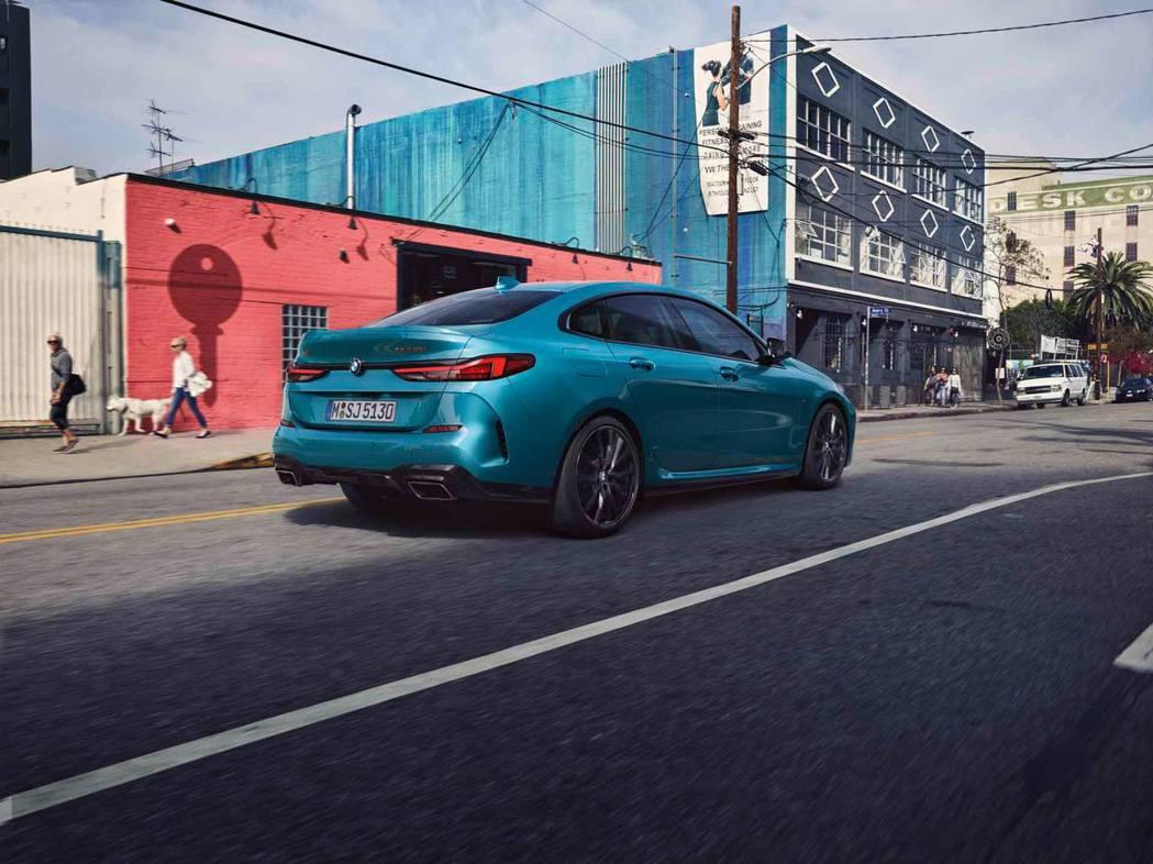 BMW 2 Series Gran Coupe預計在明年三月於北美市場發售。 摘...