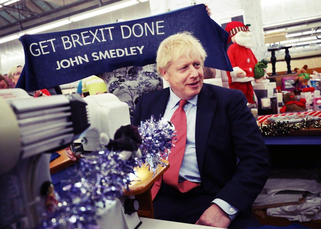 在脫歐進程大致明朗之後,脫歐與否本身已無法再作爲掩蓋英國內政問題的障眼布。 圖/...