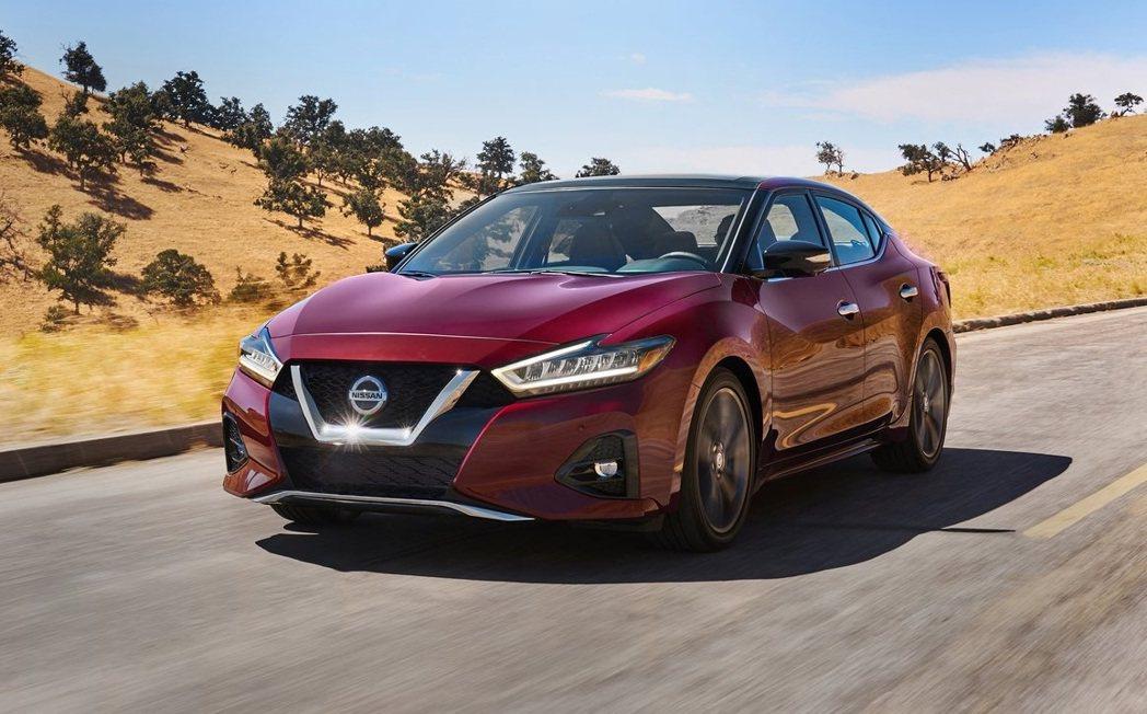 Nissan Maxima。 摘自Nissan