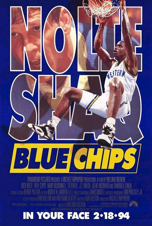 1994年由歐尼爾、哈達威主演的電影火爆教頭(Blue Chips),就是在探討...
