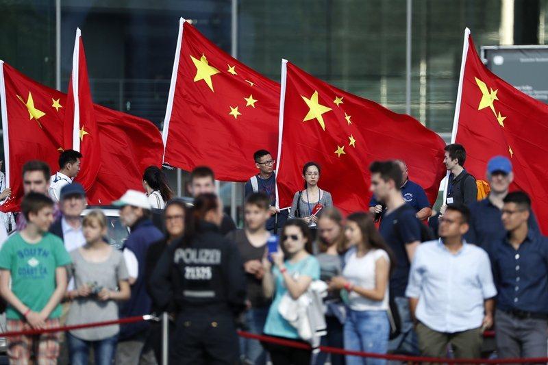 對歐盟來說,中國目前仍是重要的合作夥伴,不太可能採取與美國相同的對抗方案。 圖/歐新社