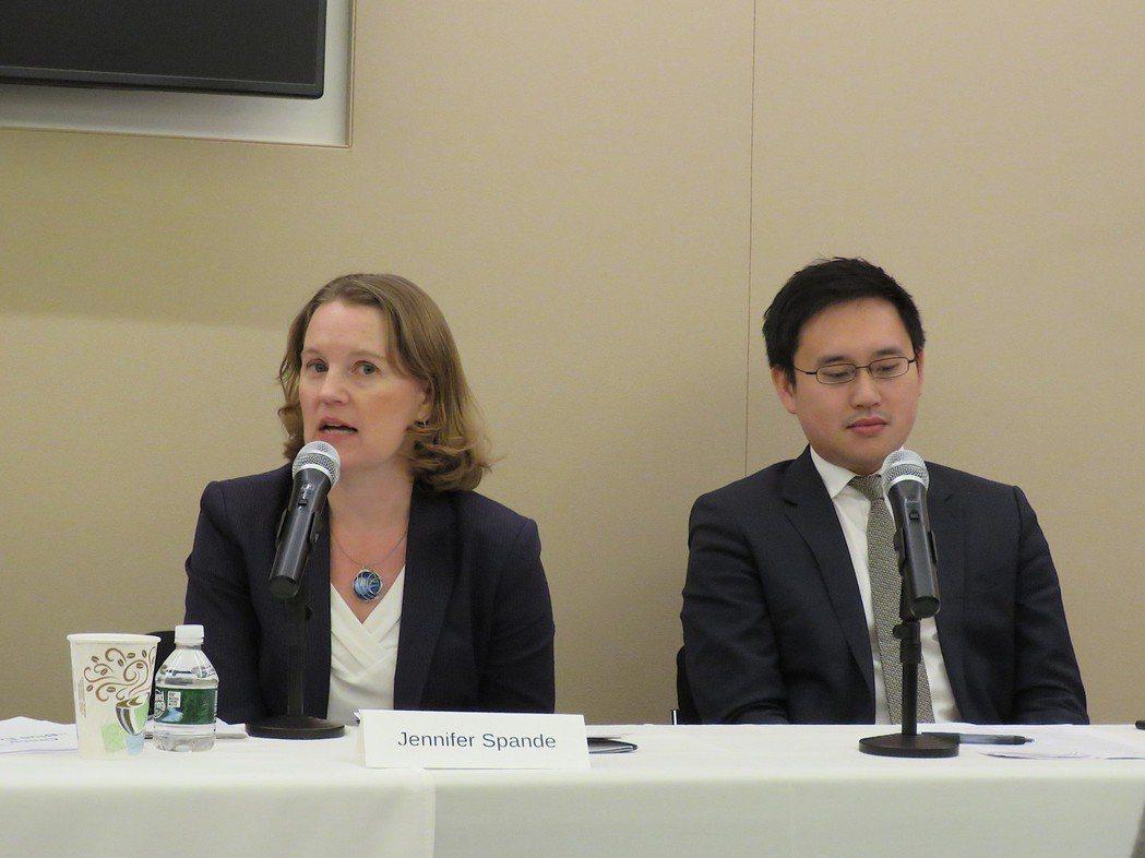 華府智庫9日舉辦關於台灣、中國大陸、美國在南太利益的研討會,講者包括美國國務院澳...