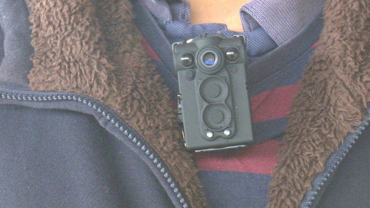 台東大武鄉公所確保清隊員執勤任務獲保障,添購密錄器進行側錄自保。記者尤聰光/翻攝