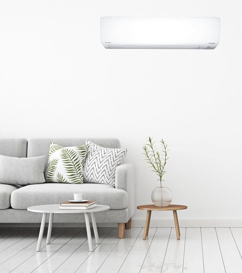 大金空調豐富完整產品線,提供家用、商用空間多樣化解決方案。圖/和泰興業提供