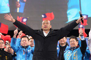 被稱落跑市長 韓國瑜:未覺得對不起高雄市民