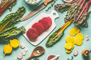糖化+氧化=老化!名醫教你吃抗氧化力超強的7色蔬菜