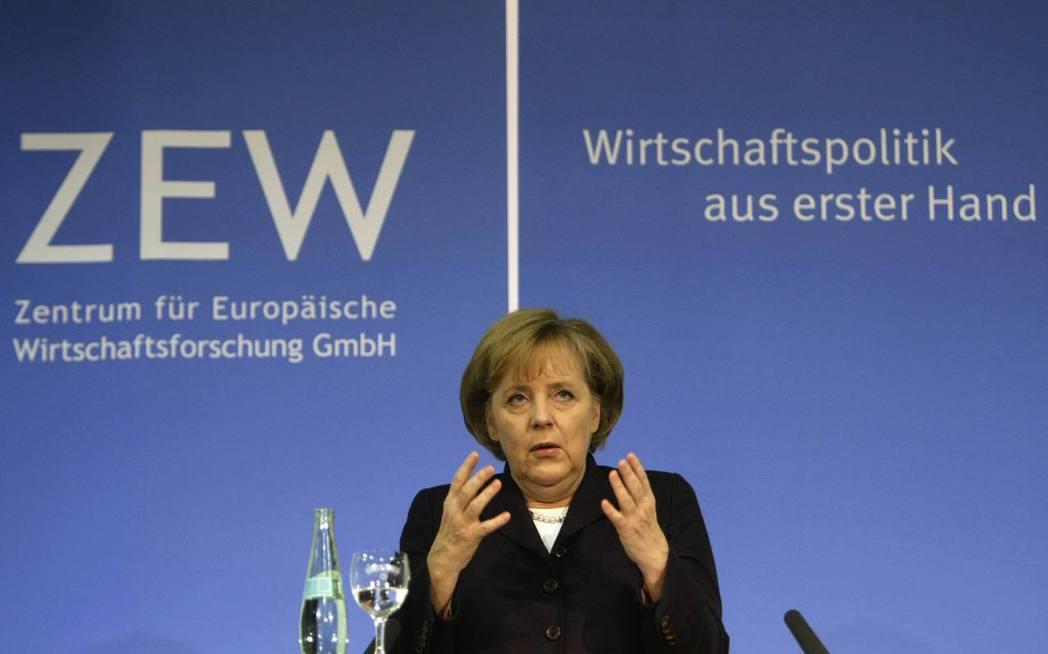 研究機構ZEW調查顯示,德國投資人信心指數從11月的負2.1升抵10.7。路透