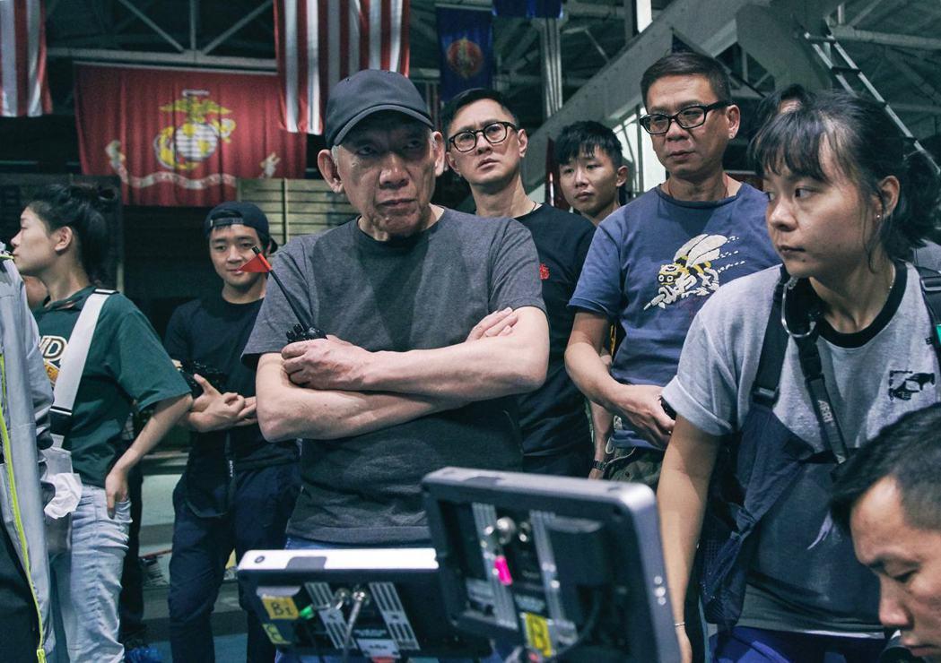「葉問4:完結篇」於12月20日上映。圖/華映提供