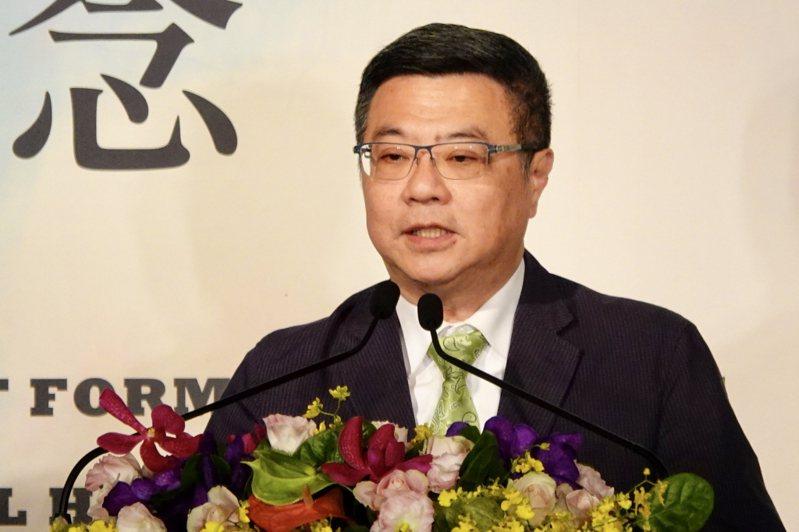民進黨主席卓榮泰。 聯合報系資料照片/記者林伯東攝影