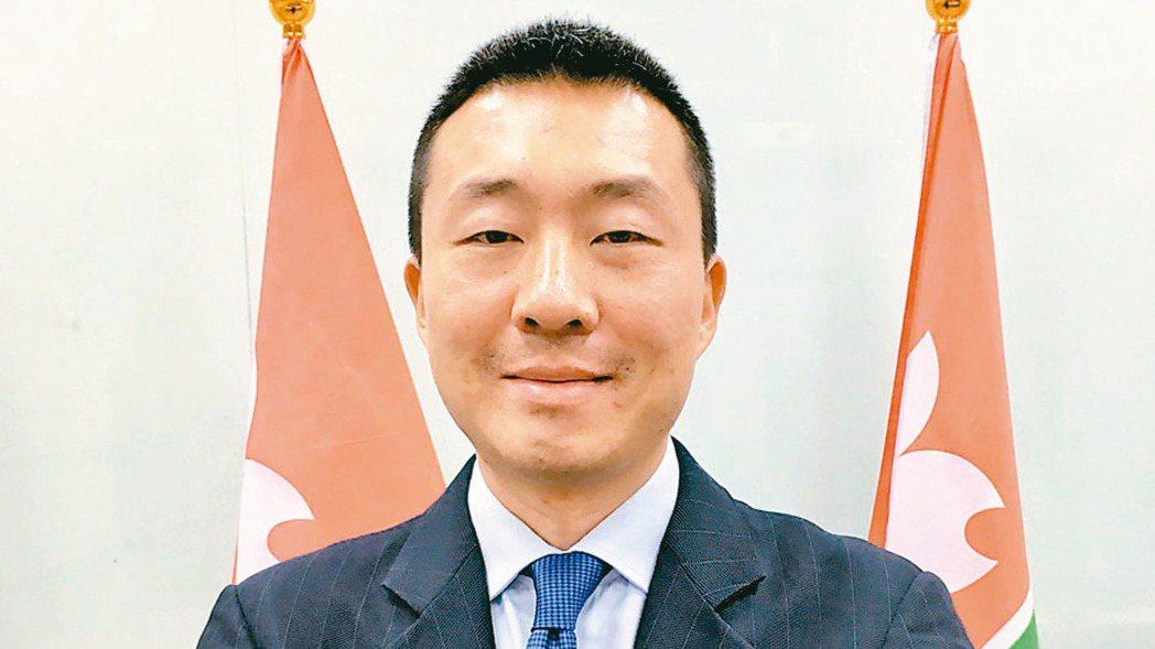 台灣櫻花董事長張永杰 報系資料照