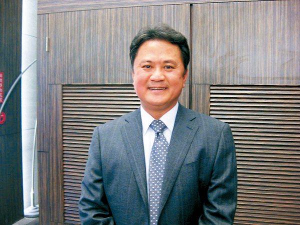 玉晶光董事長陳天慶 (本報系資料庫)