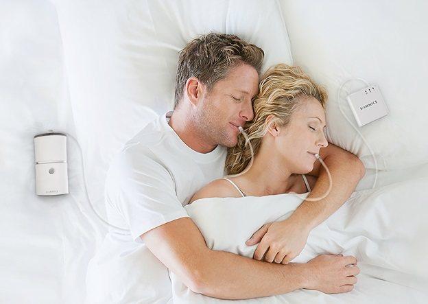 萊鎂醫睡眠呼吸裝置,舒適無噪音。 萊鎂醫/提供
