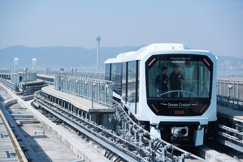 籌建逾20年 澳門輕軌正式通車 全長9.3公里共設11個車站 新華社